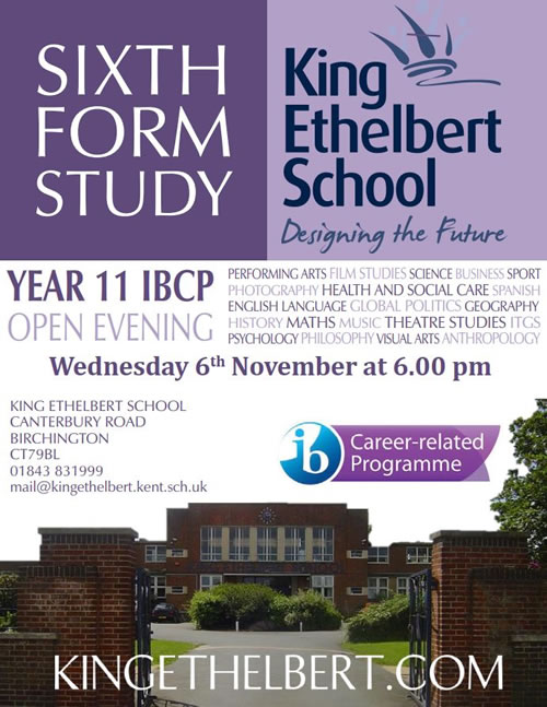Sixth Form Open Evening 2019